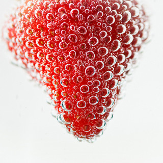 Strawberry by Didier Baertschiger