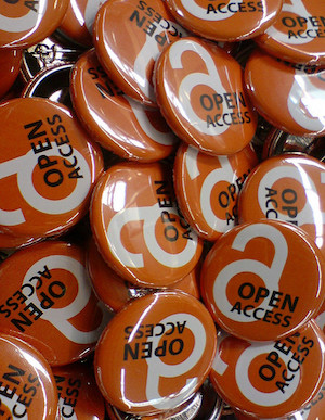 Open Access Buttons (CC BY-SA 2.0) by h_pampel