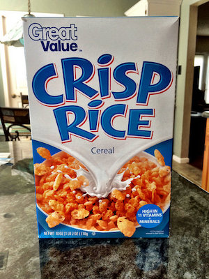 IMG_0442 Crisp Rice Cereal (CC BY 2.0) by A Yee